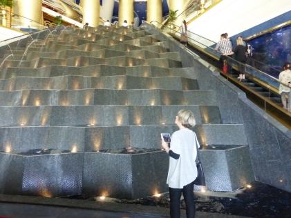 Lobby of Burj Al Arab